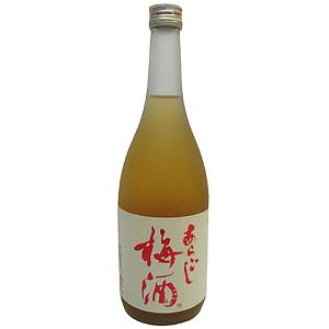 ≪奈良・梅乃宿酒造≫梅乃宿のあらごし梅酒