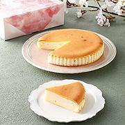 ≪チーズガーデン≫御用邸さくらチーズケーキ