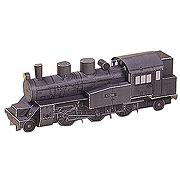 <東急百貨店>【ペーパーモデル ミニ】11.蒸気機関車C12画像
