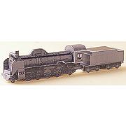 <東急百貨店>【ペーパーモデル ミニ】16.蒸気機関車D51画像