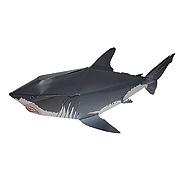 <東急百貨店>【すぐできる海のなかまたち5】ホホジロザメ画像
