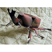<東急百貨店>【すぐできる昆虫】1.カブトムシ