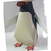 <東急百貨店>【おふろDE水族館】1.マカロニペンギン画像