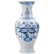 <東急百貨店>≪マイセン≫花瓶 ブルーオニオン画像