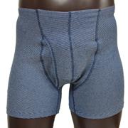 <東急百貨店>≪SIDO≫ウエストゴムなし包帯パンツ(ネイビー、LLサイズ)