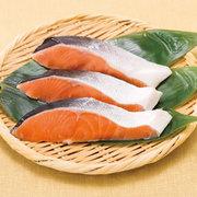 <東急百貨店>よりどり市場 時しらず鮭 3切画像