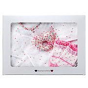 <東急百貨店>≪赤ちゃんの城≫ボディオールセット(ピンク)画像