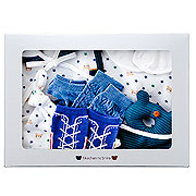 <東急百貨店>≪赤ちゃんの城≫バラエティセット(ネイビー)画像