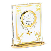<東急百貨店>≪ミキモト インターナショナル≫置時計 角型画像