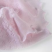 <東急百貨店>≪G.H.HURT&SON ジーエイチハートアンドサン≫ソフトレースショール(ピンク)