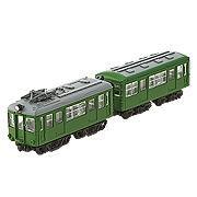 <東急百貨店>≪バンダイ≫Bトレインショーティー「東急3450形 緑塗装 2両セット」