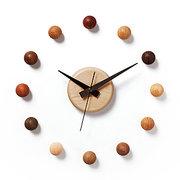 <東急百貨店>≪ドリーミィーパーソン≫壁掛け時計 サテライトクロック 4-MMB画像