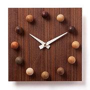 <東急百貨店>≪ドリーミィーパーソン≫壁掛け時計 ビーズクロック 12-WMN画像