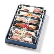 <東急百貨店>≪くまだ≫漬け魚の極み・北海道鮭づくし★(冷凍)画像