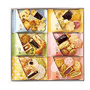 <東急百貨店>≪銀座あけぼの≫それぞれ 6種12袋入画像