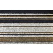 <東急百貨店>≪チルウィッチ≫シャグ ミックスドストライプ インドア・アウトドアマット(Luxe)