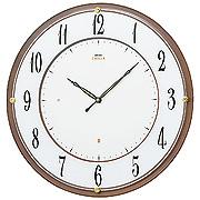 <東急百貨店>≪セイコー エンブレム≫ 電波掛時計 HS548B画像