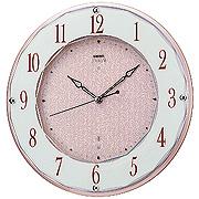<東急百貨店>≪セイコー エンブレム≫ 電波掛時計 HS524A画像