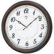 <東急百貨店>≪セイコー エンブレム≫ 電波掛時計 HS547B画像