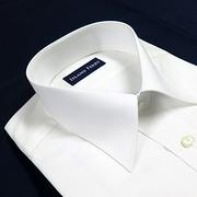 <東急百貨店>≪アイランドフェリー≫レギュラーカラーワイシャツ・白無地