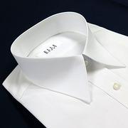 <東急百貨店>≪ELLE(エル)≫レギュラーカラーワイシャツ・白無地