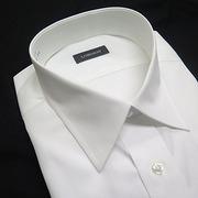 <東急百貨店>≪LORDSON(ロードソン)≫レギュラーカラーワイシャツ・白無地