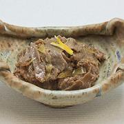 <東急百貨店>黒毛和牛 塩糀しぐれ煮画像