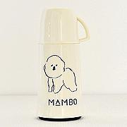 """<東急百貨店>≪CLASKA Gallery&Shop""""DO""""≫MAMBO の魔法瓶 250ml(ホワイト)画像"""