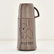 "<東急百貨店>≪CLASKA Gallery&Shop""DO""≫MAMBO の魔法瓶 250ml(グレー)画像"
