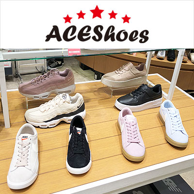 〈ACE Shoes〉新作スニーカー入荷中☆彡