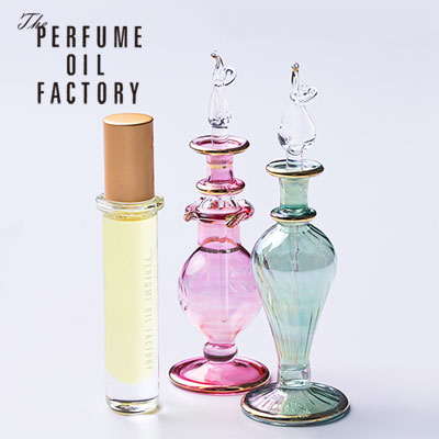 〈The PERFUME OIL FACTORY〉おすすめクリスマスギフト☆彡