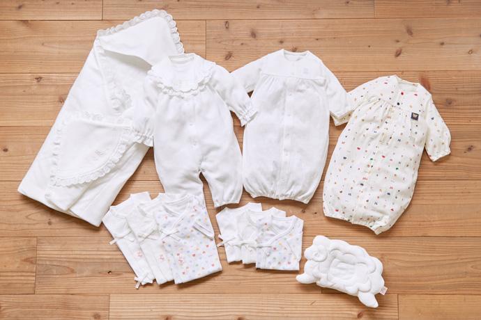 57063ce783b09 はじめにご紹介するのは、国内では数少ないレイエット(新生児のための衣服や寝具)メーカー〈赤ちゃんの城〉。肌着を中心に、「赤ちゃんのために、安心安全でかわいい  ...
