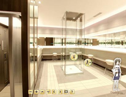 Virtual Switch Room|shinqs(シンクス) 〜東急百貨店が運営する新しいスタイルの商業施設