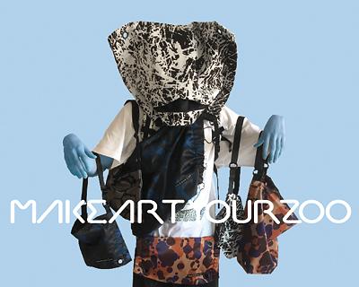 【中止のお知らせ】MADE IN JAPAN のバッグブランド〈MAKE ART YOUR ZOO〉POP UP SHOP