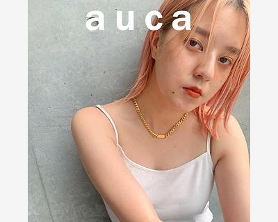 トレンド感あるアクセサリーをリーズナブルに〈auca〉POP UP SHOP